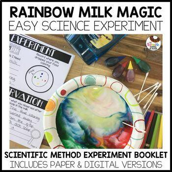 Milk Magic Color Explosion Experiment