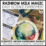 Milk Magic Experiment - Color Explosion