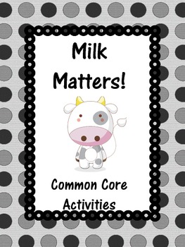 Milk Matters!