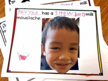 Milk Moustache Class Book