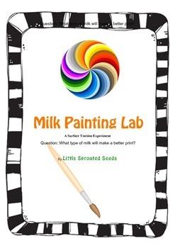 Milk Painting Lab