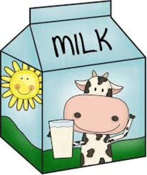 Milk - a Thematic Unit