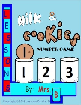 Milk and Cookies Number Game