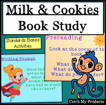 Milk and Cookies by Frank Asch Promethean Board
