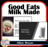 Milk and Milk Terms- Alton Brown Video