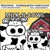 Milk-n-Cows (5-day Thematic Unit)