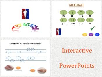 Milkshake - Kit