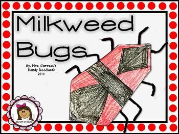 Milkweed Bug Flip Book