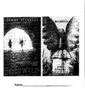 Milkweed By: Jerry Spinelli Novel Study