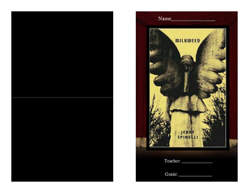 Milkweed by Jerry Spinelli Reading Guide