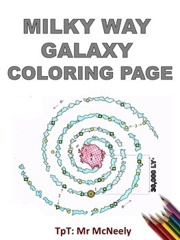 780 Top Galaxy Coloring Pages Printable For Free