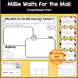Millie Waits for the Mail Reading Comprehension Packet