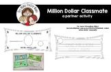 Million Dollar Classmate: A Writing Activity