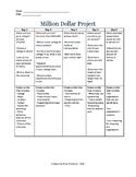 Million Dollar Project Instructions