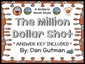 The Million Dollar Shot (Dan Gutman) Novel Study / Reading Comprehension