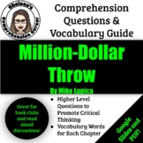 Million-Dollar Throw by Mike Lupica Comprehension Question