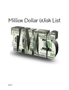 Million Dollar Wish List: Decimal Project