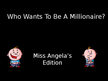 Millionaire Game Art