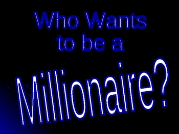 Millionaire Review Game