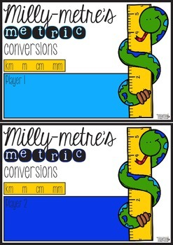 Milly-metre's metric conversions (UK version)