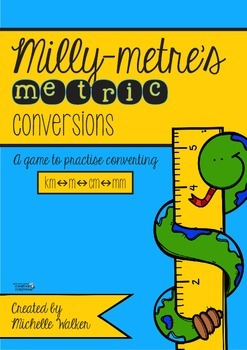 Milly-metre's metric conversions (UK version)