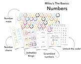 Milou's ESL - The Basics - Numbers