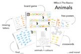 Milou's ESL - The Basics: Animals