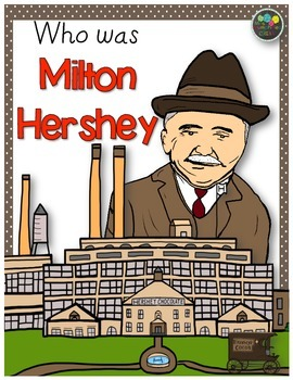 Milton Hershey Biographies (Lap Book)