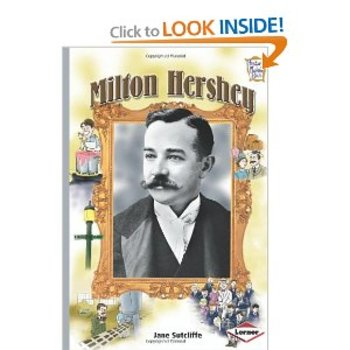 Milton Hershey Bio Questions Chapter 5