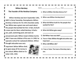 Milton Hershey Story Questions