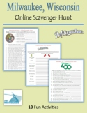 Milwaukee, Wisconsin - Online Scavenger Hunt