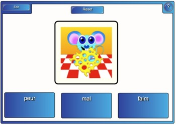 Mimi et ses sentiments (French Feeling Expressions with J'ai)
