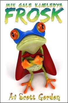 Min Gale Kjæledyr Frosk
