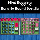 Mind Boggling Bulletin Board Bundle ~ Noggle & Boggle