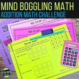 Math Enrichment Activities | Mind Boggling Math Center: Ad