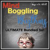 Mind Boggling Rhythm Games & Worksheets: Ultimate Bundled Set