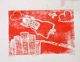 Mind-Centered ART Lesson Plan – Community Hero Printmaking