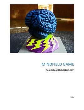 Mind Field Game, Fun Idea, Teach Team Building Game,