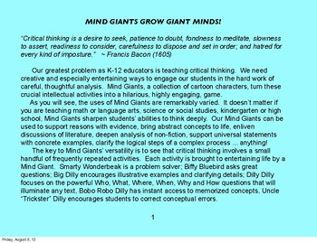 Mind Giants