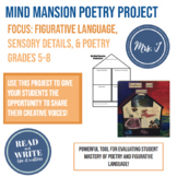 Mind Mansion Poetry Project
