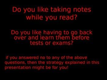 Mind Map (New study strategy!) Instructions