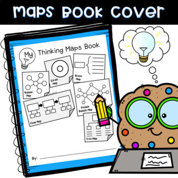 Mind Maps Book Cover Page {A Short and Sweet FREEBIE}