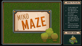 Mind Maze - PowerPoint revision game that looks and feels
