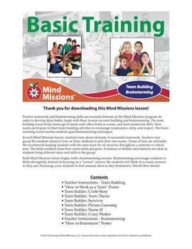Mind Missions Basic Training