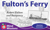 STEM - Robert Fulton and Buoyancy