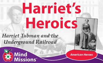 Mind Missions: Harriet's Heroics