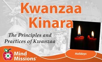 Mind Missions: Kwanzaa Kinara