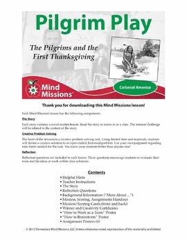 Mind Missions: Pilgrim Play