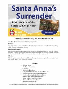 STEAM - Santa Anna and the Battle of San Jacinto