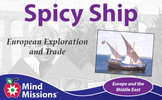 STEAM - European Exploration and Trade